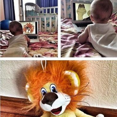 Агата Муцениеце и Павел Прилучный показали ребенка