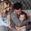 Тимофей с семьей.
